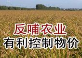 公共财政反哺农业正当其时