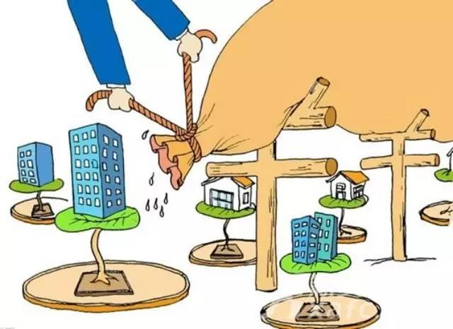 国家住房银行能解决楼市高库存?