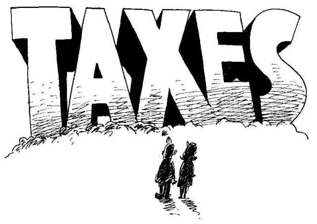 经济下行的最大原因:死亡税率
