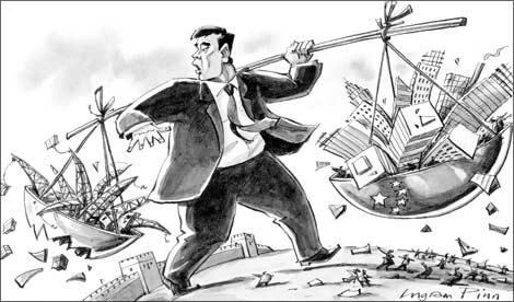 中国经济的担心和焦虑