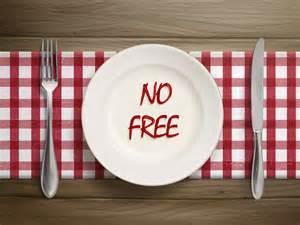 免费才是最贵的!