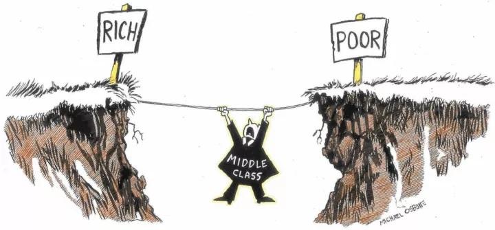 中产阶级缺爱、缺心情、缺激励