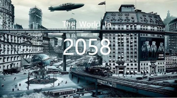 """新技术革命,这一次改变的是""""人类自身""""!"""