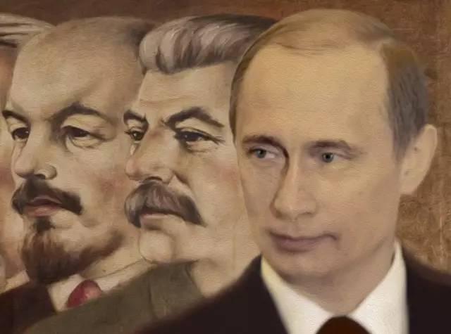 普京的俄罗斯仍未走出前苏联模式
