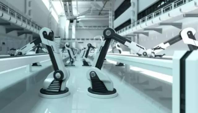 机器取代人之后,未来的工厂什么样?