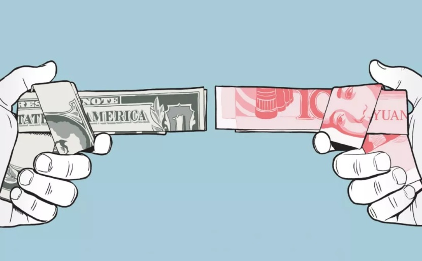中美经济对比:差距比想像的大许多