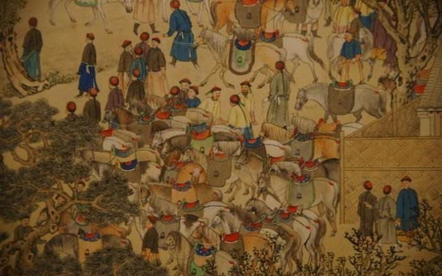 十八世纪中国的盛世危机