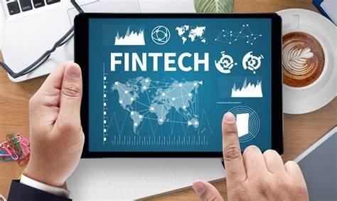 金融科技的中国演进路线