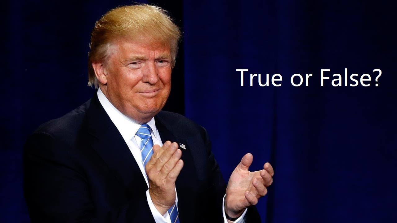 特朗普犯了方向性错误?