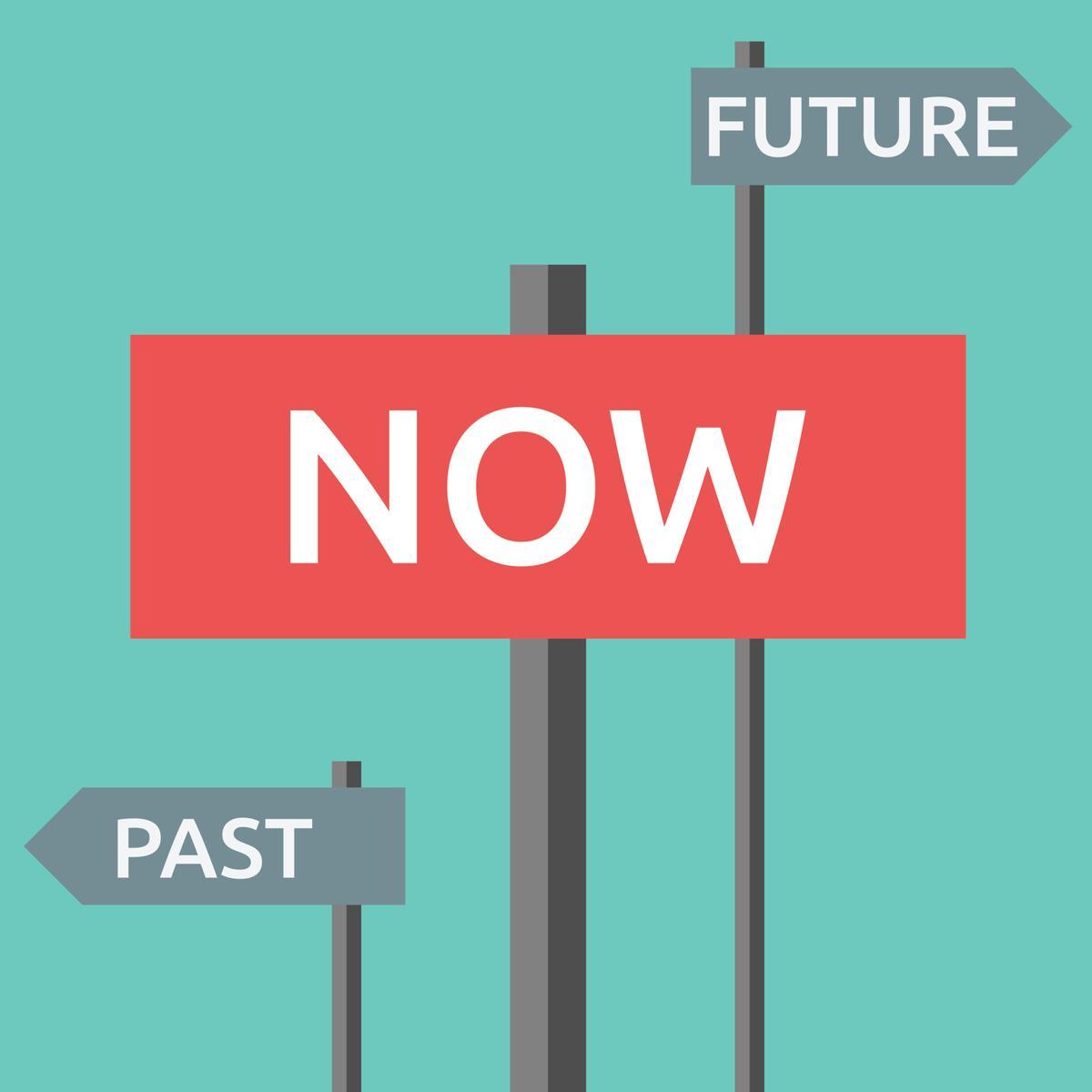 """""""今天""""做對了,才有好的""""未來""""!"""