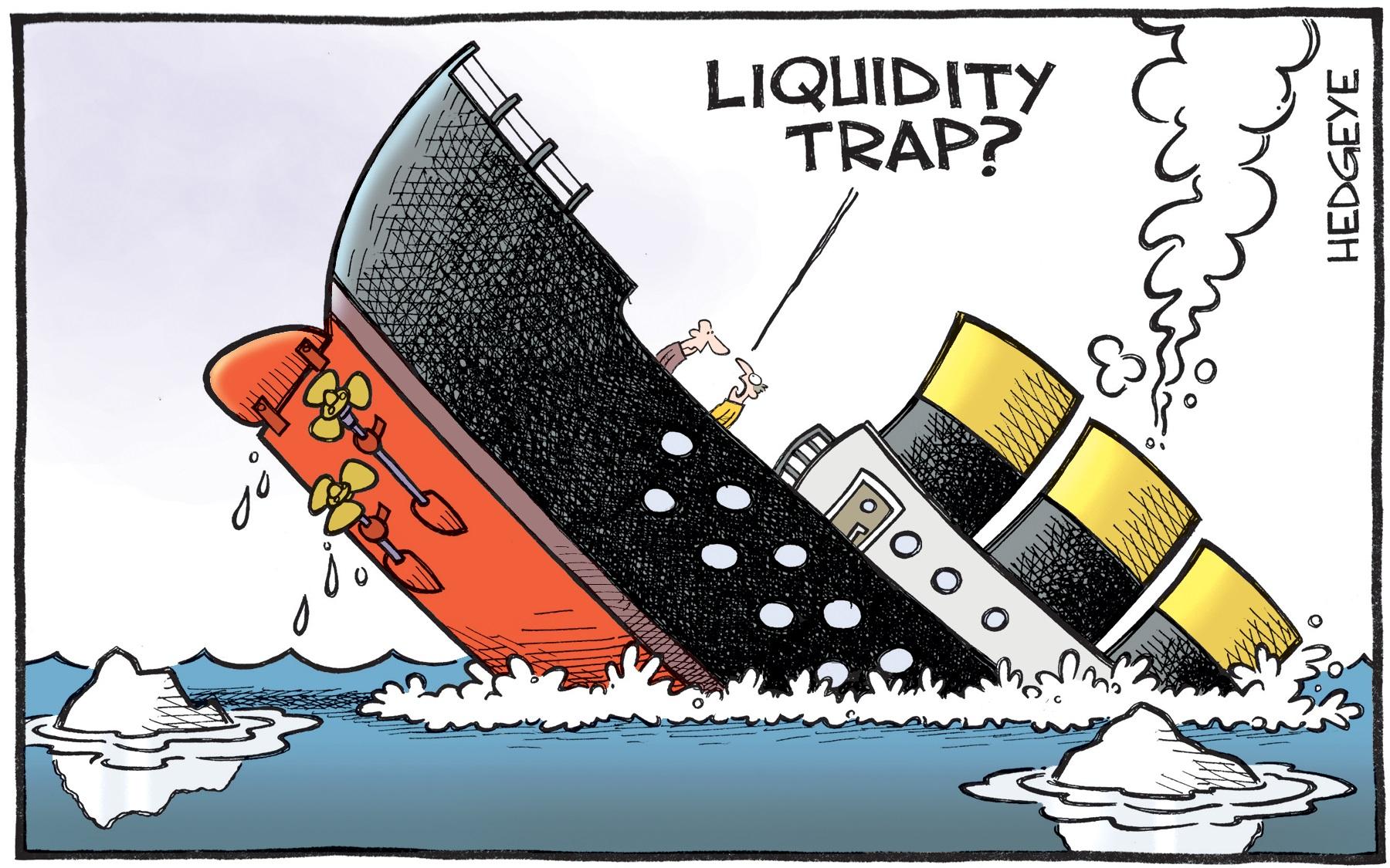 数字货币将消灭流动性陷井?