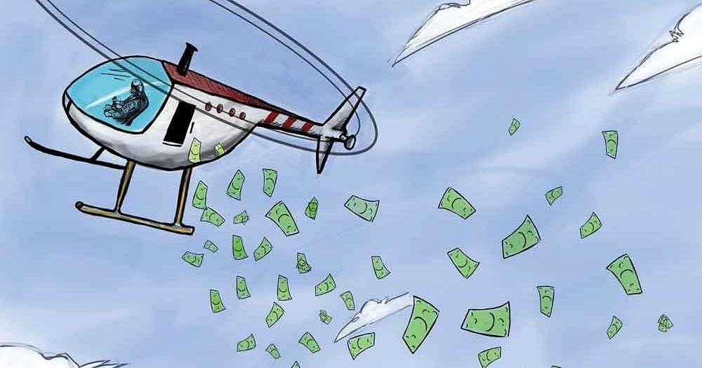 如何看待直接发钱的救灾方式?
