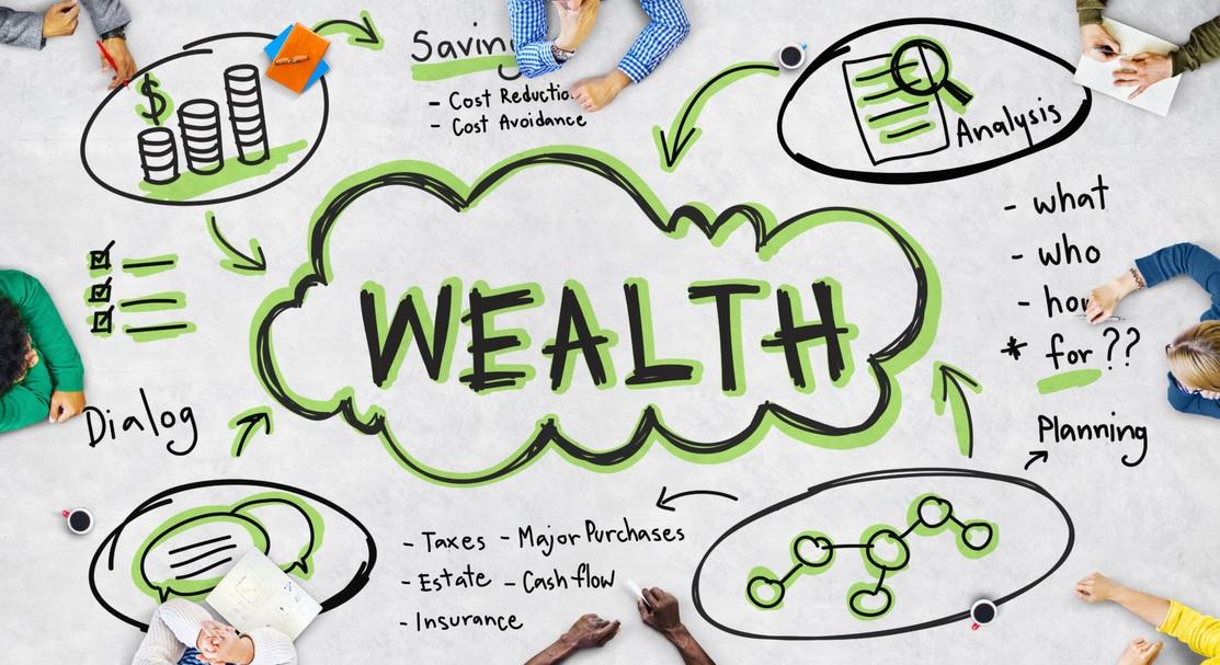 """中國財富管理的第二個""""黃金十年"""""""