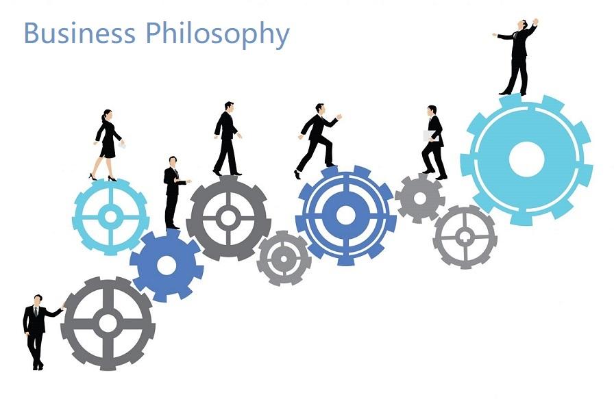 伟大公司都有自己的商业哲学