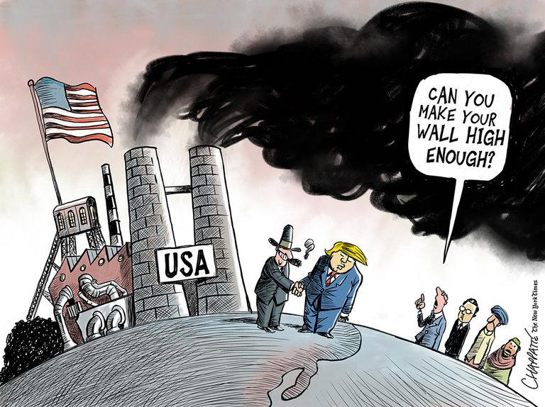 美国,真的变了!