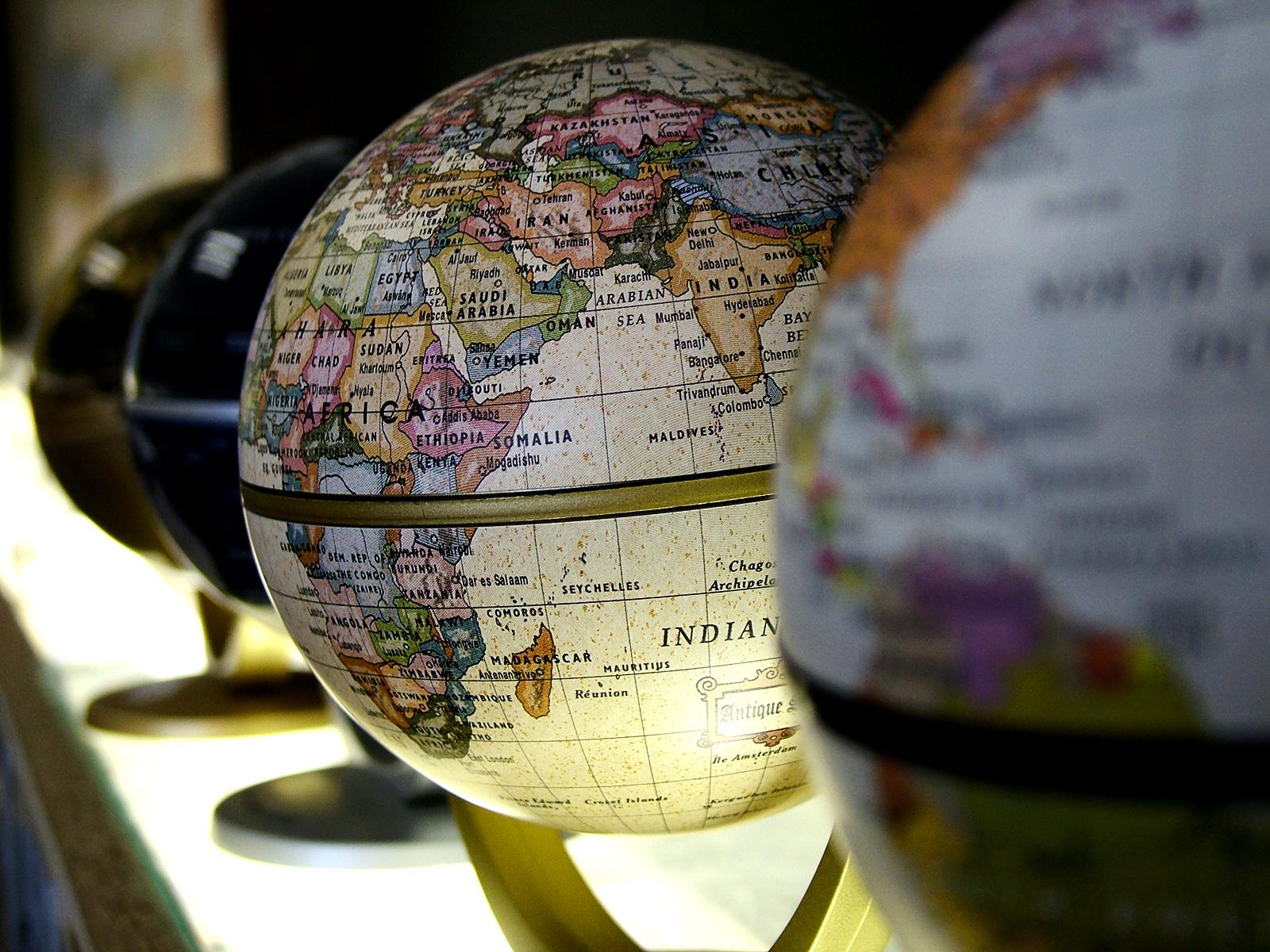 地缘政治与中国企业国际化