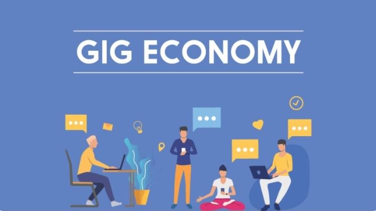 零工经济:未来工作形态的兴起