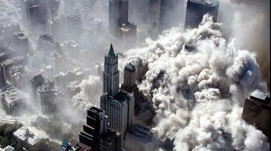 """危机从内部发生:""""9.11""""二十周年祭"""