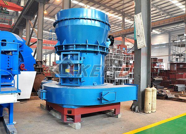 电厂脱硫设备石灰石磨粉机