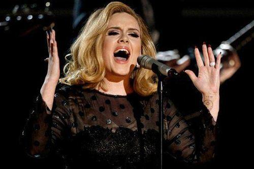 『分享一首歌』阿黛尔Adele的现场演唱版《S