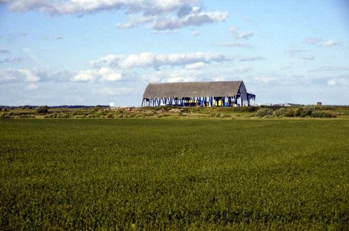俄罗斯85:俄罗斯乡村风光秀丽,有农业和牧业,农村经济发达,农民房屋