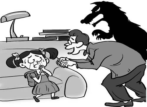 教师性侵案--已被沦陷的师德