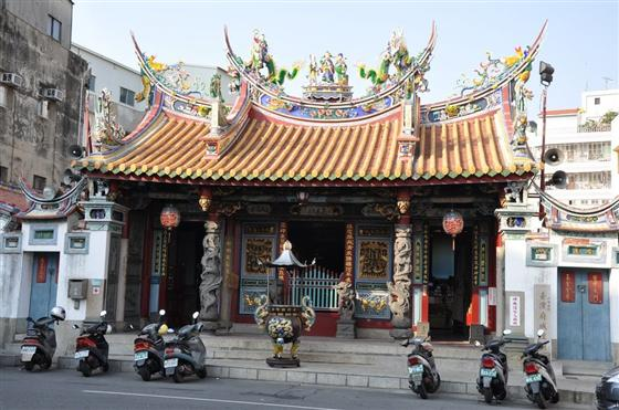 长安人纂修《台湾府志》:中国神圣领土最强有