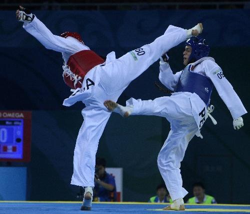 现时跆拳道在全世界的组织主要分为两个体系