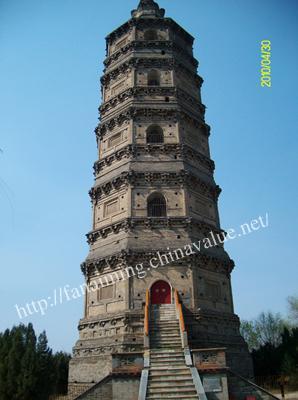 良乡昊天塔_旅行 > 北京文化古迹——房山区良乡塔         良乡塔又名昊天塔,在