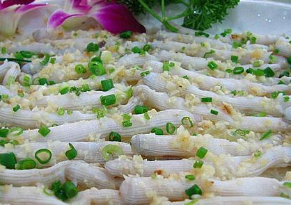 北海沙虫:味道胜过海参,鱼翅的海滩香肠