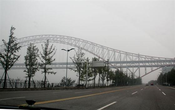 朝天门长江大桥夜景