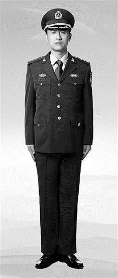 07式预备役军服品种少于现役部队 无礼服冬常服图片