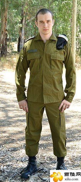 侃谈:以色列国防军的新军服