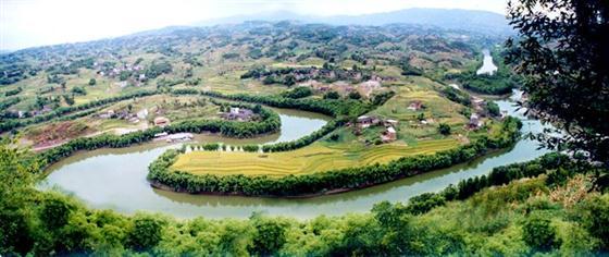 乡村人文景观_图集越南北部沙坝小城及周边农村人文景观_旅
