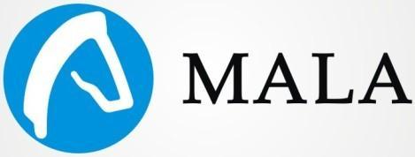 mala logo mala移动电源 苹果手机移动电源