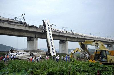 7.23温州动车追尾事故报告
