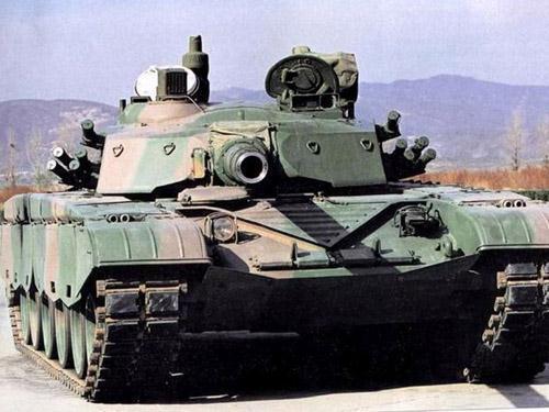 中国99坦克与全球先进坦克较量结果曝光