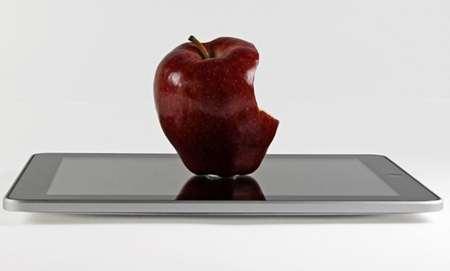苹果商标侵权