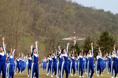 朝鲜现状:中国女留学生 常人根本难以想象(组图