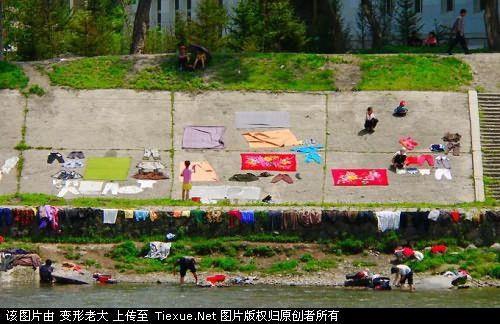 朝鲜现状:朝鲜人民生活现状(图组)
