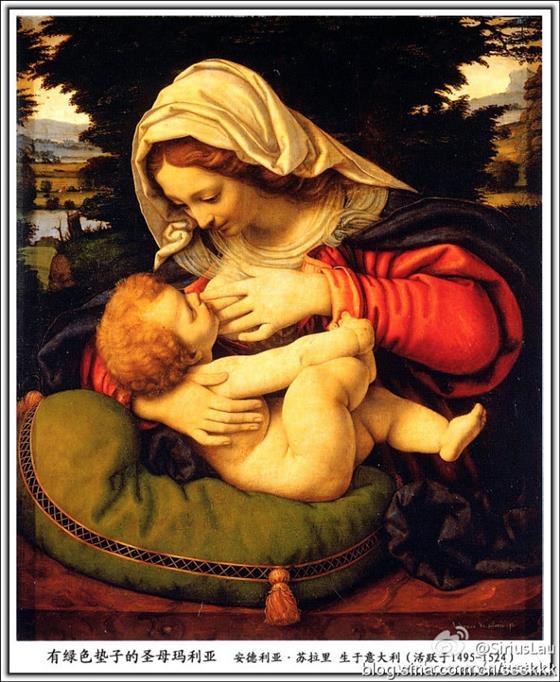 诸葛长青:基督教 耶稣圣母玛利亚  -施食感应 在美国施食超度基督教
