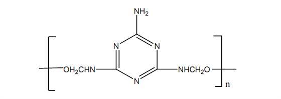 三聚氰胺甲醛树脂(mf,又称密胺树脂)是由三聚氰胺与
