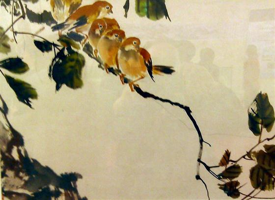 风方面形成中国画虎艺术群体,已在