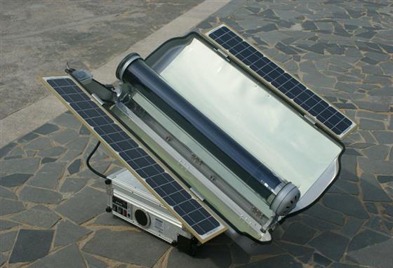大家看我们的太阳微厨每天都有新东西