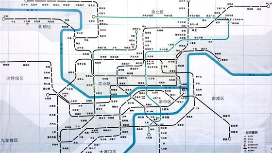 重庆,北京,香港,深圳轨道交通图片