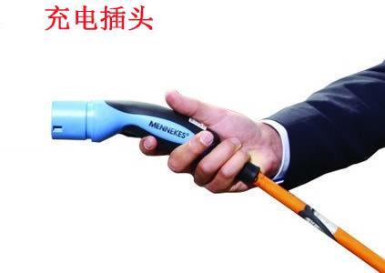装电动汽车充电桩
