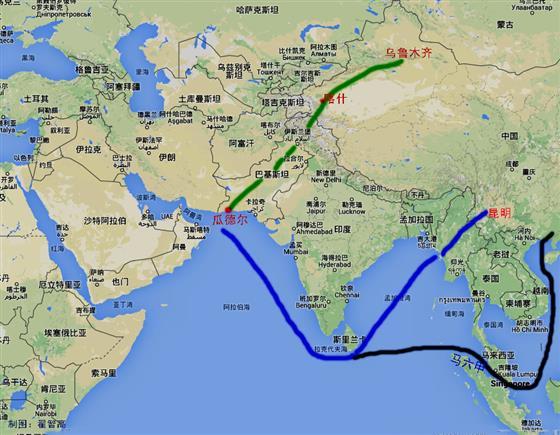 中资瓜达尔港开通!将影响亚洲经贸战略格局 - shufubisheng - shufubisheng的博客