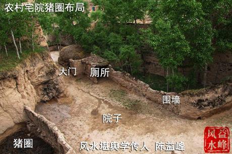 陈益峰 农村住宅猪圈风水如何安置