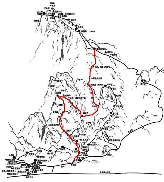 地图 简笔画 手绘 线稿 560_624