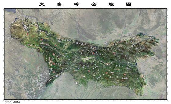 大秦岭:美丽中国的根脉图片